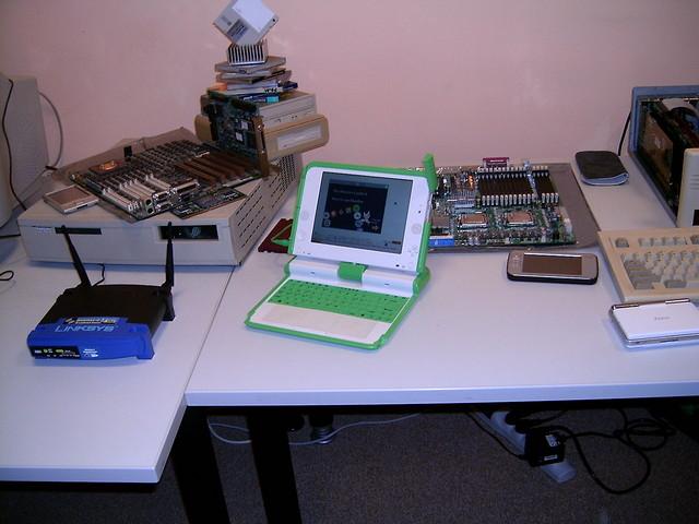 muzeum hardware